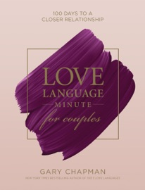 Love Language Minute for Couples PDF Download