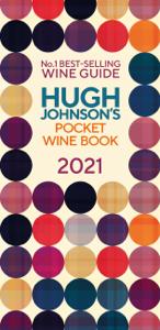Hugh Johnson Pocket Wine 2021 Copertina del libro
