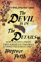 Download and Read Online The Devil is in the Details OR How a 69 Challenger, Two Angels and the Devil Stopped the Apocalypse