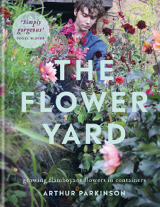 The Flower Yard Libro Cover