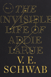 The Invisible Life of Addie LaRue Libro Cover