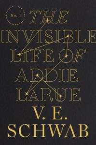The Invisible Life of Addie LaRue Libro Cover