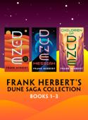 Frank Herbert's Dune Saga Collection: Books 1-3 Book Cover