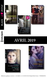 11 romans Black Rose (n°525 à 531 - Avril 2019)