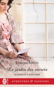 Scandales à New York (Tome 3) - Le jardin des secrets Book Cover