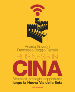 Business in Cina Libro Cover