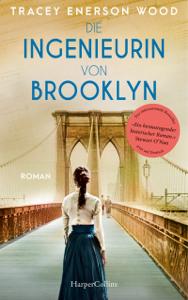 Die Ingenieurin von Brooklyn Buch-Cover