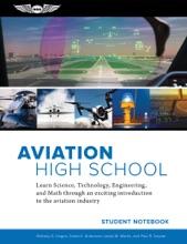 Aviation High School Student Notebook