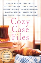 Cozy Case Files, A Cozy Mystery Sampler, Volume 10