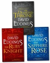 The Elenium Collection David Eddings 3 Books Set