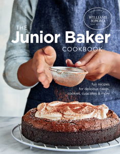 The Junior Baker Cookbook Book Cover