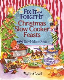 Fix-It and Forget-It Christmas Slow Cooker Feasts PDF Download
