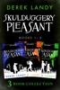 Skulduggery Pleasant: Books 1 – 3: The Faceless Ones Trilogy