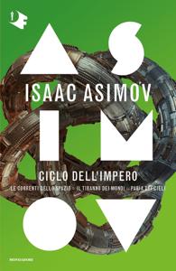 Ciclo dell'Impero Libro Cover