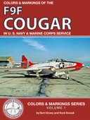 Colors & Markings of the F9F Cougar in U. S. Navy & Marine Corps Service