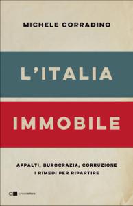 L'Italia immobile Copertina del libro