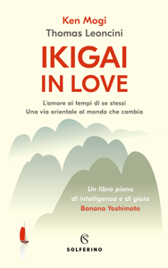 Ikigai in love Book Cover