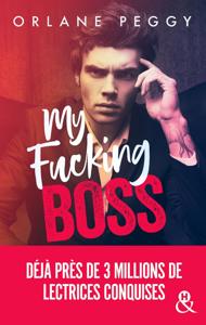 My Fucking Boss Couverture de livre