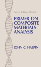 Primer On Composite Materials Analysis (revised)