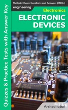 Electronic Devices Multiple Choice Questions and Answers (MCQs): Quizzes & Practice Tests with Answer Key (Electronic Devices Worksheets & Quick Study Guide)