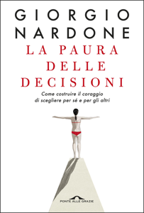 La paura delle decisioni Copertina del libro