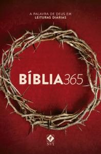 Bíblia 365 NVT - Capa Coroa Book Cover
