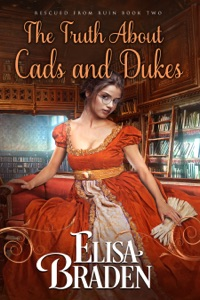 The Truth About Cads and Dukes Book Cover