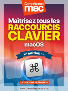 Maîtrisez tous les raccourcis clavier pour macOS Couverture de livre