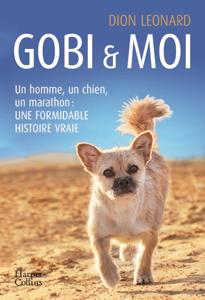 Gobi et moi La couverture du livre martien