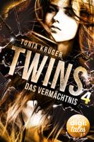 Tonia Krüger - Twins (4). Das Vermächtnis artwork