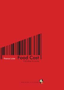 Food cost Copertina del libro