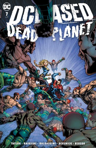 DCeased: Dead Planet (2020-2021) #7