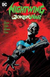 Nightwing: The Joker War Copertina del libro