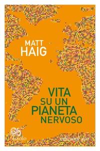 Vita su un pianeta nervoso Book Cover