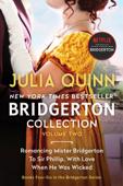 Bridgerton Collection Volume 2 Book Cover