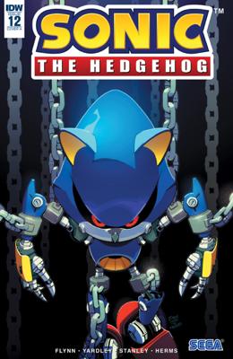 Sonic the Hedgehog #12 - Ian Flynn & Evan Stanley book