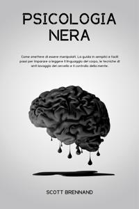 Psicologia Nera Copertina del libro
