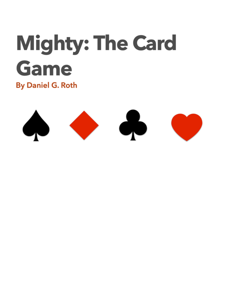 Download Mighty The Card Game PDF Full