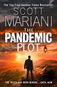 The Pandemic Plot Book Cover