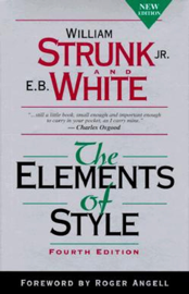 The Elements of Style book