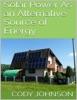 Solar Power As An Alternative Source Of Energy