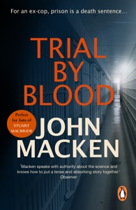 Trial By Blood Book Cover