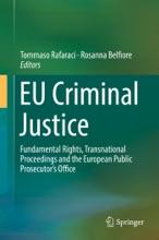 EU Criminal Justice