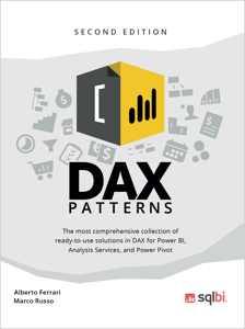 DAX Patterns Book Cover