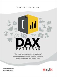 DAX Patterns Book Cover