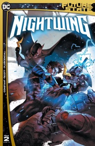 Future State: Nightwing (2021-2021) #2 Book Cover