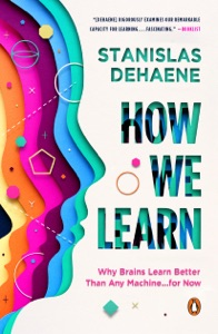 How We Learn Book Cover