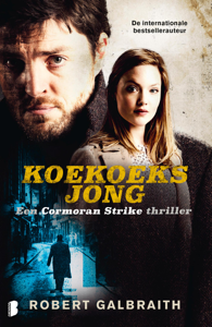 Koekoeksjong Boekomslag