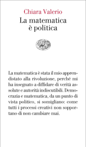 La matematica è politica Copertina del libro