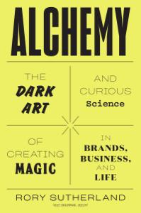 Alchemy La couverture du livre martien